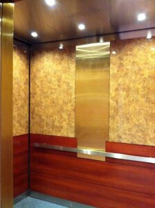 Elevator Interior Design Maryland