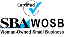 Certified by Women's Owned Small Business