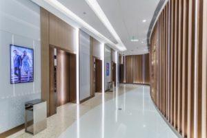 Custom Elevator Entrance
