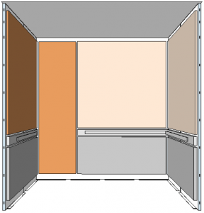 Lift Wall Designs