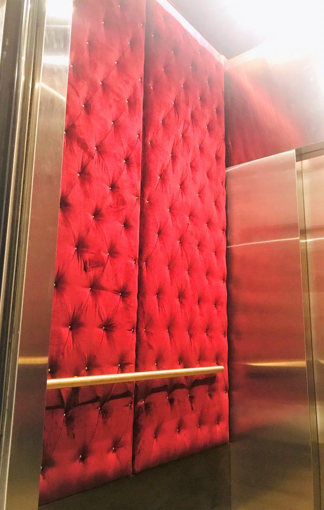 Elevator Cabs Custom Interior Design