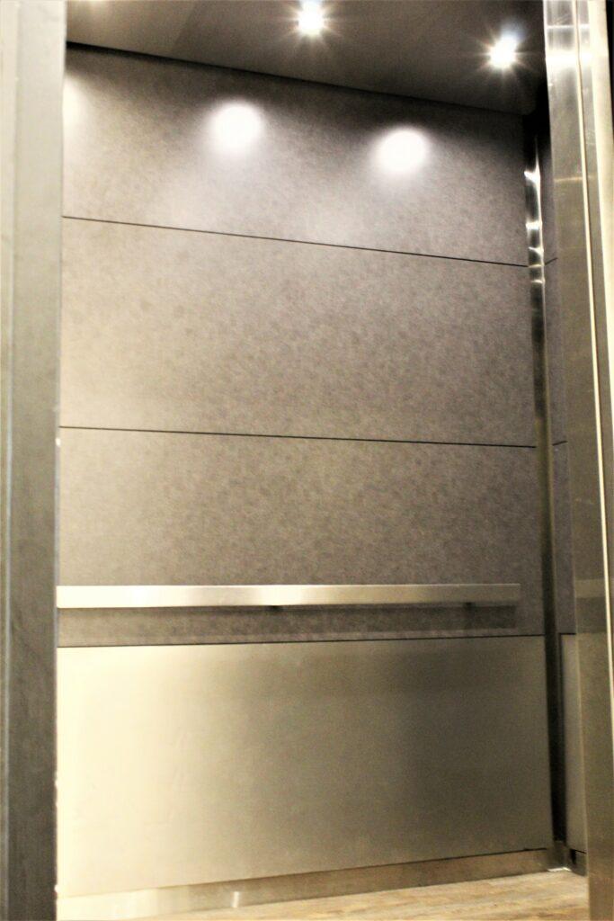 Elevator Refinishing