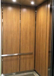 Elevator Interior Remodelling