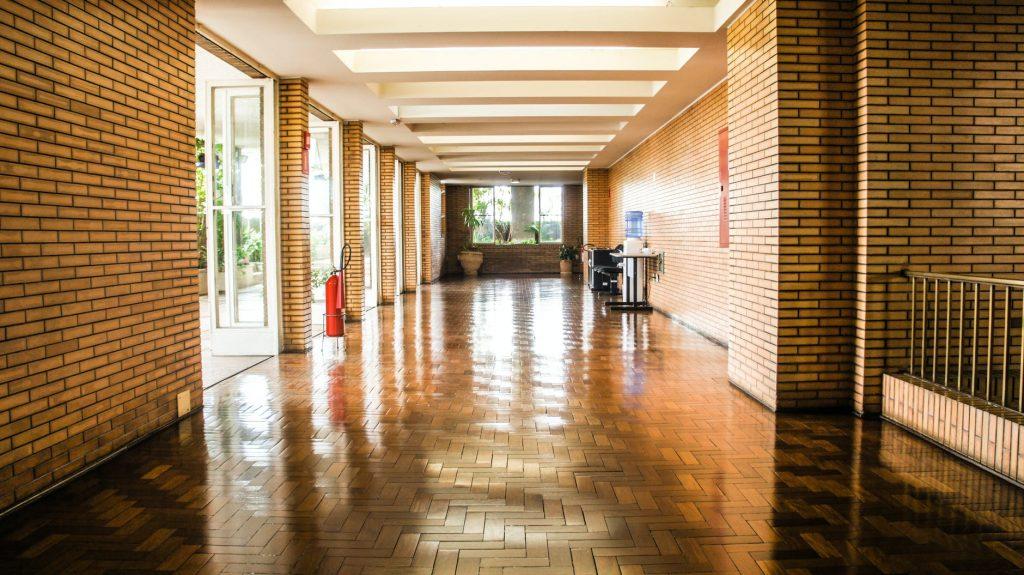 Lobby Wall Design