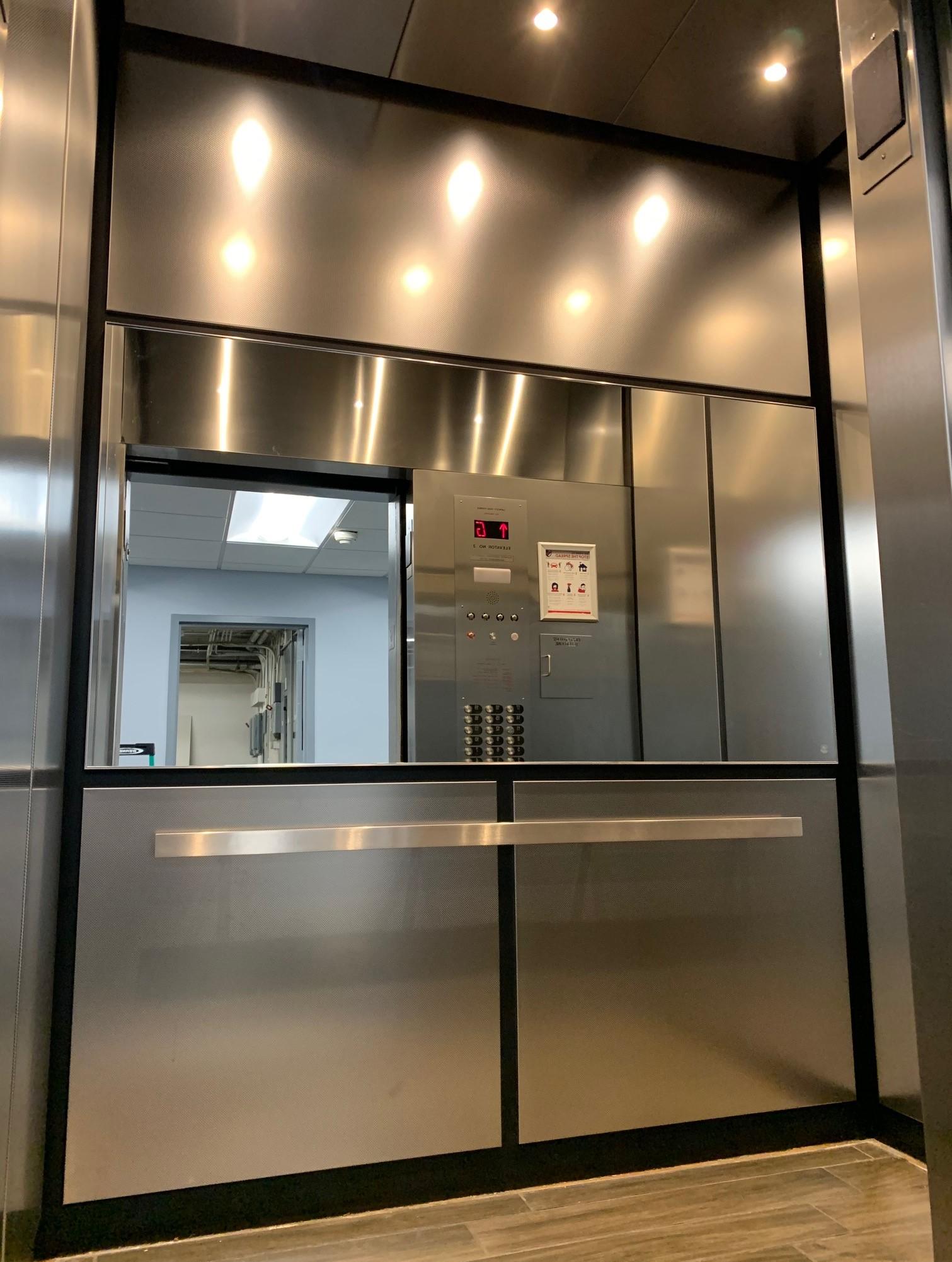 Quality Elevator Redesign