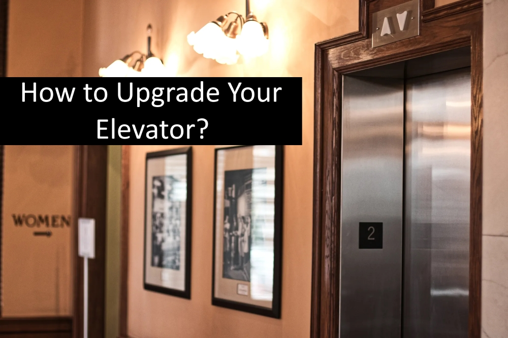 Elevator Re-designing Services