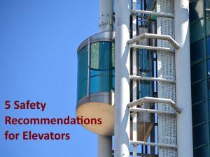 elevator service company