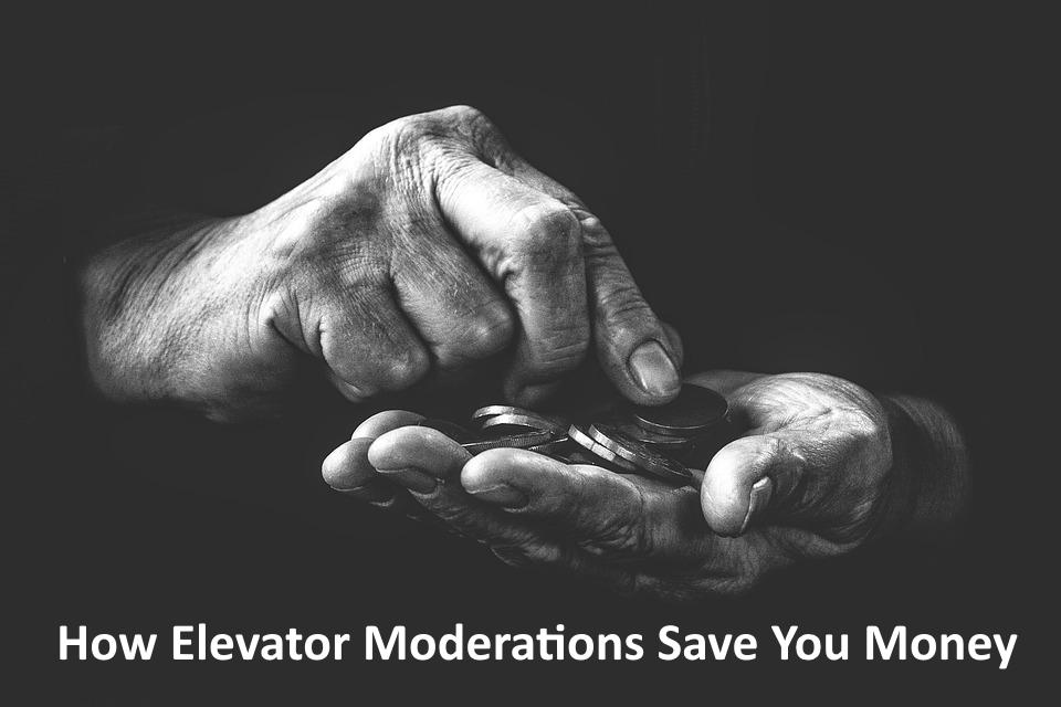 Elevator Moderations