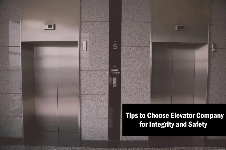 elevator design interior